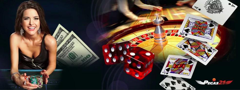 онлайн казино Пегас21 подойдет каждому желающему провести выигрышно время